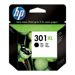 HP 301XL NEGRO