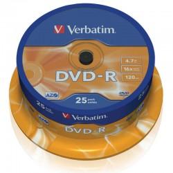 Verbatim DVD-R 16x 4.7 GB