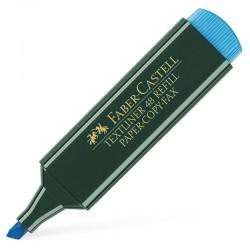 Faber-Castell Marcador Azul