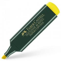 Faber-Castell Textliner Marcador Amarillo